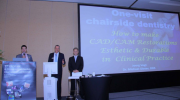"Theatre presentation; ""One-visit chairside dentistry: How to make CAD/CAM Restorationssthetic and Durable in Clinical Practice"" by Dr. Michael Dieter, Germany & Joerg Vogt, Germany"